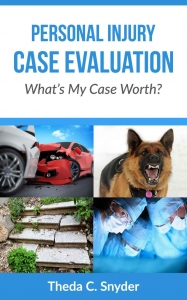 Personal Injury Case Evaluation by Theda C Snyder